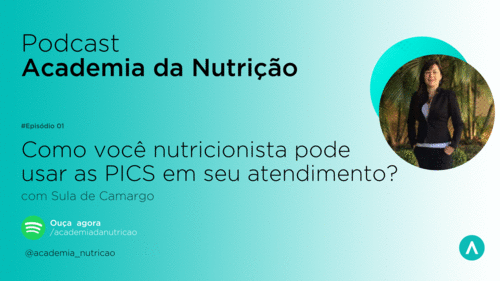 Como você nutricionista pode usar as PICS em seu atendimento?