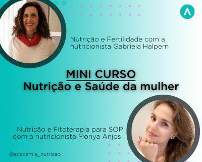 Nutrição e saúde da mulher